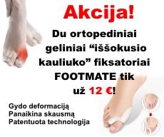 Footmate fiksatorius