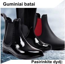 Moteriški guminiai batai