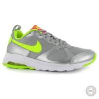 Sidabro spalvos sportiniai batai Nike AirMax Muse