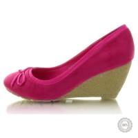 Rožiniai aukštakulniai bateliai