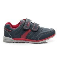Mėlyni laisvalaikio batai Hasby