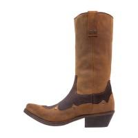 Rudi odiniai ilgaauliai batai Kentuckys Western