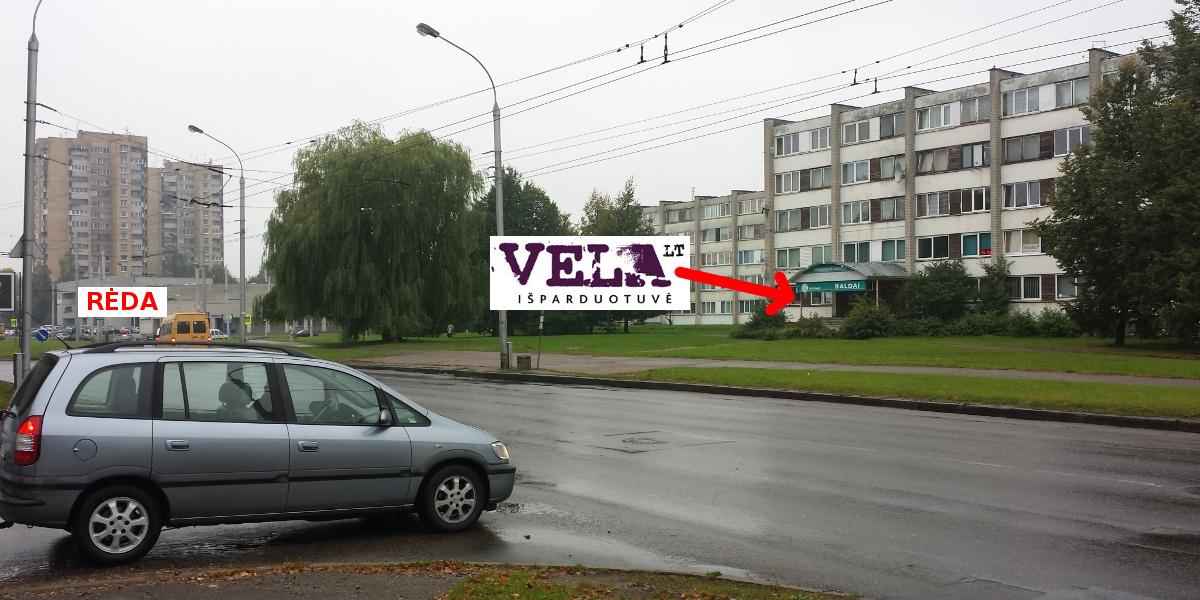 V. Krėvės pr. 53, Kaunas