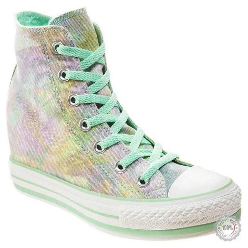 Žali laisvalaikio batai Converse