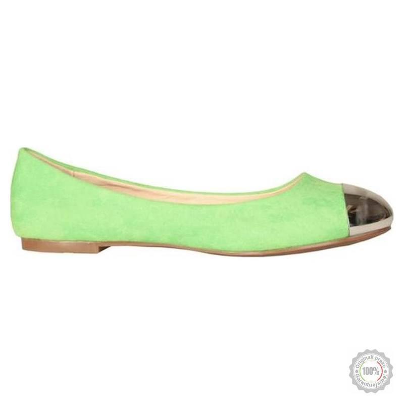 Žalios balerinos Gas