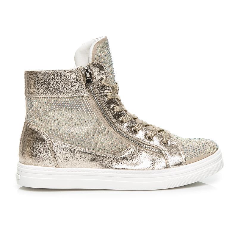 Geltoni laisvalaikio batai Betler