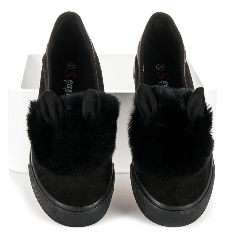 Juodi laisvalaikio batai Seastar