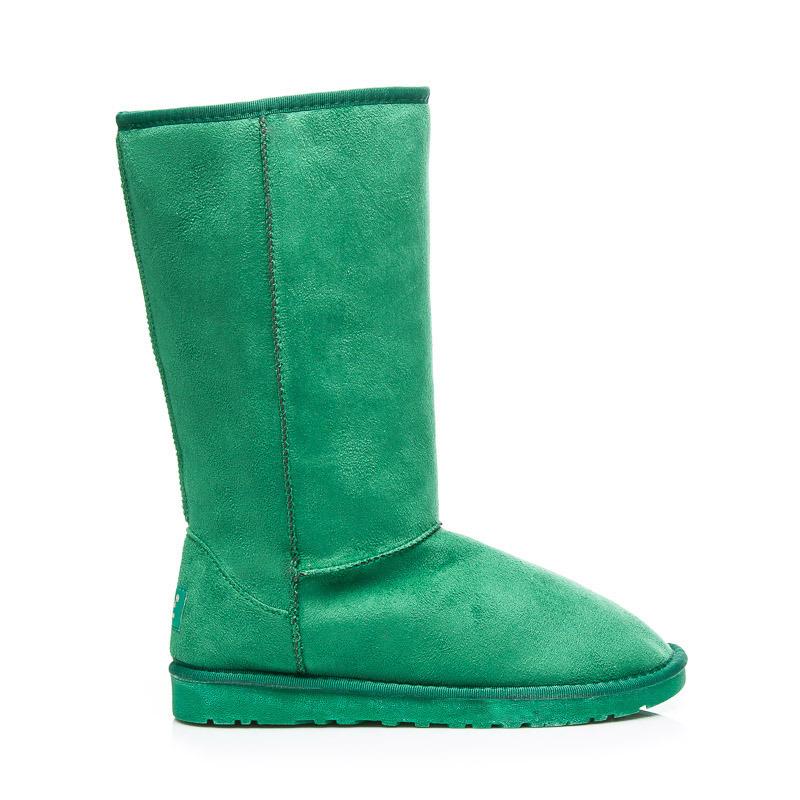 Žali žieminiai batai su pašiltinimu Torna