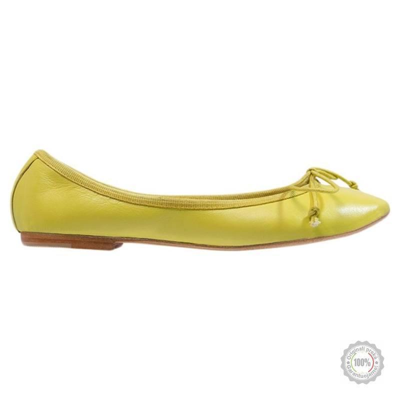 Geltonos odinės balerinos DArchive by LAutre Chose