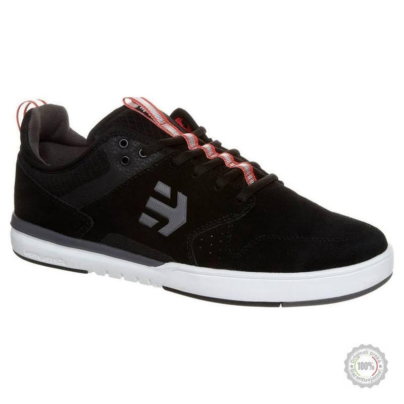 Juodi odiniai laisvalaikio batai Etnies