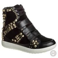 Juodi odiniai laisvalaikio batai Truth or Dare by Madonna
