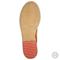 Oranžiniai odiniai aulinukai Zign #3