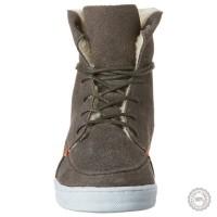 Pilki odiniai laisvalaikio batai HUB #4