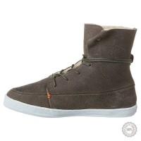 Pilki odiniai laisvalaikio batai HUB #6