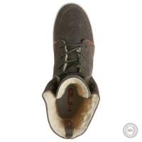 Pilki odiniai laisvalaikio batai HUB #7
