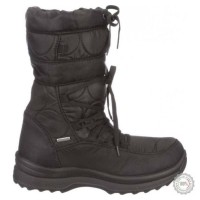Juodi ilgaauliai batai Romika #5