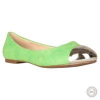 Žalios balerinos Gas #2