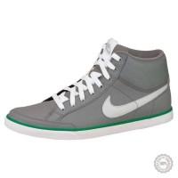 Pilki odiniai sportiniai batai Nike Capri  III Mid