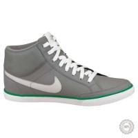 Pilki odiniai sportiniai batai Nike Capri  III Mid #2