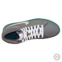 Pilki odiniai sportiniai batai Nike Capri  III Mid #5