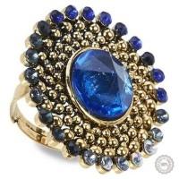 Aukso spalvos žiedas