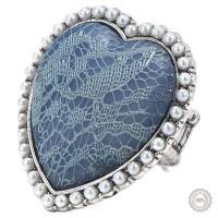 Mėlynas žiedas