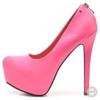 Rožiniai aukštakulniai bateliai Sergio Todzi