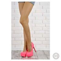Rožiniai aukštakulniai bateliai Sergio Todzi #4