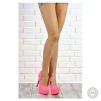Rožiniai aukštakulniai bateliai Sergio Todzi #5