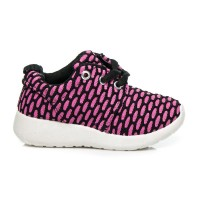 Rožiniai laisvalaikio batai CNB