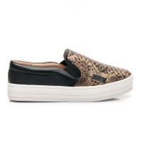 Smėlio spalvos laisvalaikio batai Vices