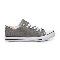 Pilki laisvalaikio batai TLCK Shoes