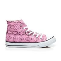 Rožiniai laisvalaikio batai Be Sport