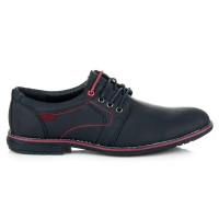 Mėlyni klasikiniai batai Haker