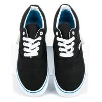 Juodi laisvalaikio batai New Age