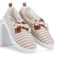 Smėlio spalvos laisvalaikio batai Mckeylor