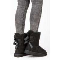Juodi žieminiai batai su pašiltinimu Bello Star