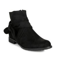 Juodi aulinukai Ideal Shoes