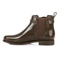 Žali guminiai batai Ideal Shoes #5