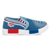 Mėlyni laisvalaikio batai Czasnabuty