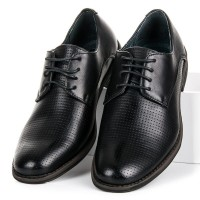 Juodi klasikiniai batai Mckeylor