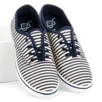 Mėlyni laisvalaikio batai Mckey