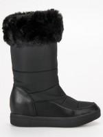 Juodi žieminiai batai su pašiltinimu Seastar
