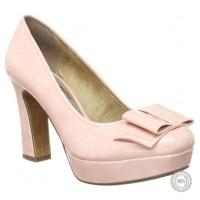 Rožiniai aukštakulniai bateliai Tamaris