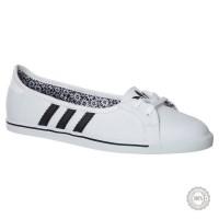 Baltos balerinos adidas Originals