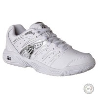 Balti odiniai laisvalaikio batai K-SWISS