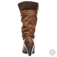 Rudi ilgaauliai batai Anna Field #2