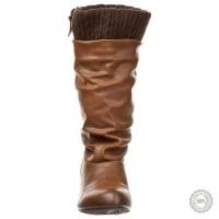 Rudi ilgaauliai batai Anna Field #4