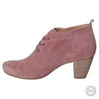 Rožiniai odiniai aulinukai Pier One #6