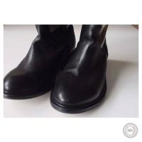 Juodi ilgaauliai batai Zalando Collection #4